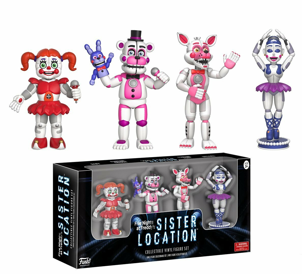 Sister Location (Set 1)